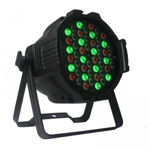 rgbw led par light